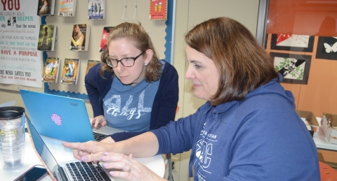 Shifting to Digital Curriculum