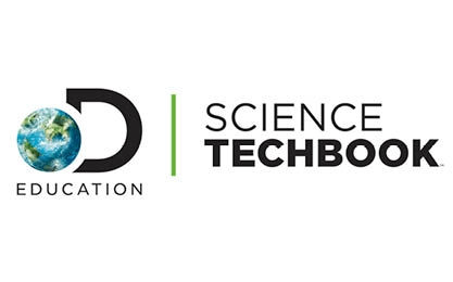 The all-new Discovery Education Science Techbook for